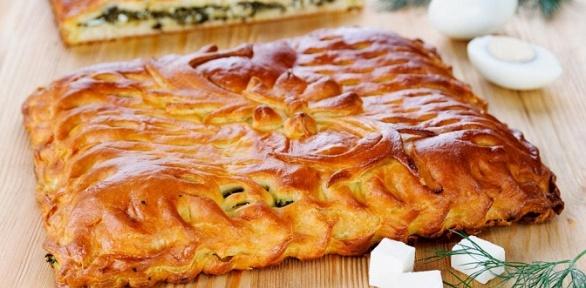 Сет изпирогов отдомашней пекарни «Есть!»