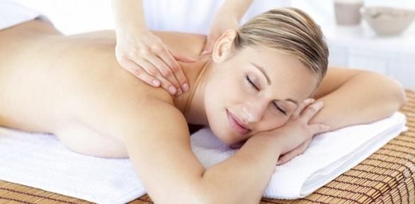 Сеансы массажа тела или лица встудии Sabina