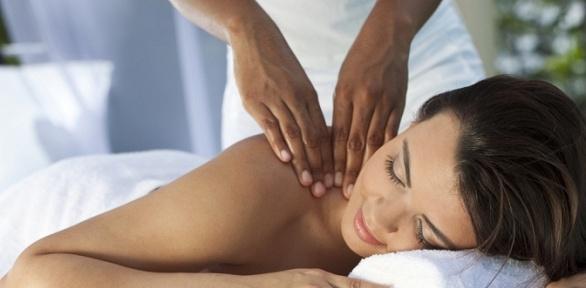 Сеансы массажа встудии красоты «Шарм»