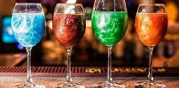 Набор из3или 5шиммеров для напитков любого цвета