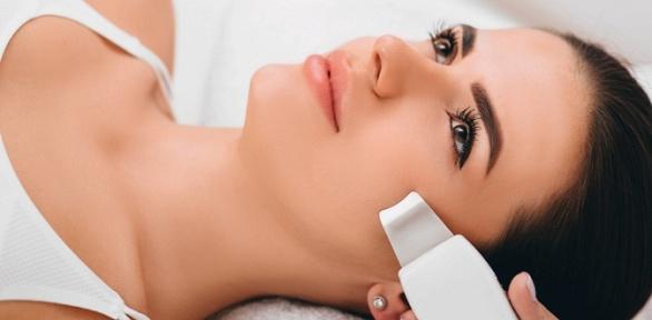 УЗ-чистка, RF-лифтинг или массаж лица всалоне красоты Zara