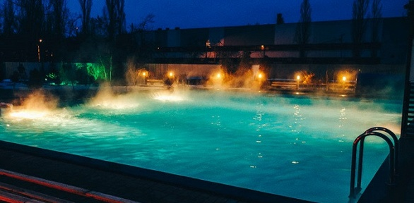 Целый день отдыха спосещением бани втермальном комплексе Greenwich Park