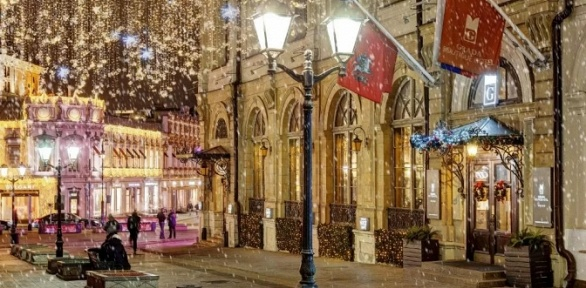 Отдых вцентре Москвы вотеле Grada Boutique Hotel 4*