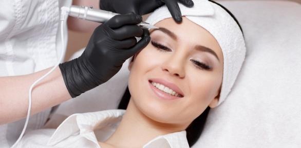 Перманентный макияж бровей, век или губ вSPA-салоне Lola-Salon