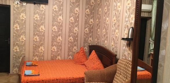 Отдых вАбхазии вномере категории навыбор вгостевом доме «Орхидея»