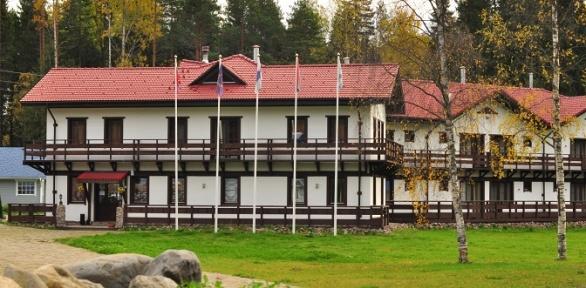Отдых вКарелии взагородном туристическом комплексе «Гардарика»