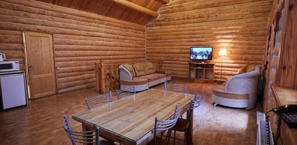 Отдых вотеле Country Club Rodniki