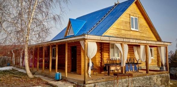 Отдых наберегу реки Волги набазе отдыха «Михайловское»