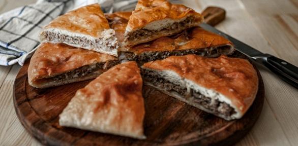 Осетинские пироги отпекарни «Наша пекарня»