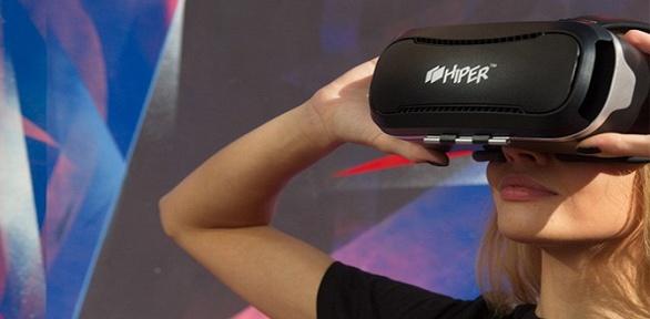 Очки виртуальной реальности Hiper VRW или Hiper VRQ+ навыбор
