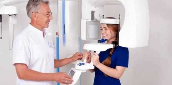 Конусно-лучевая компьютерная томография вцентре 3DVoxel