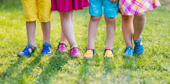 Пара анатомических сандалий «Фома» для детей навыбор