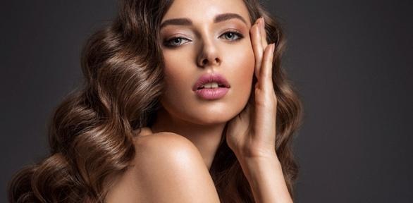 Оформление бровей, уход заресницами, макияж встудии Beauty House