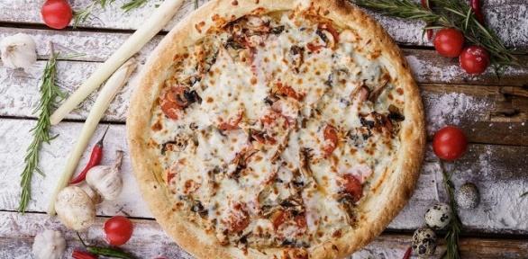 3, 5или 7пицц откомпании «Заря Пицца»