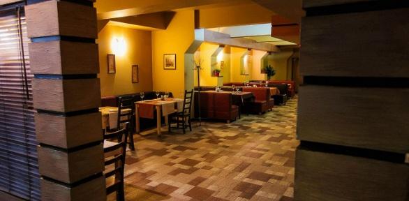 Ужин вресторане-бильярдном клубе «Квартал»