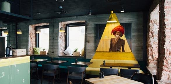 Блюда инапитки навыбор вRestaurant &Wine Bar Barrique