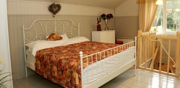 Отдых взагородном резидент-отеле «Березки»