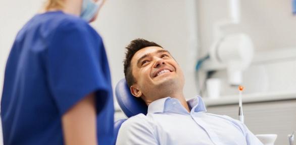 Чистка зубов встоматологии «Зубная Фея»