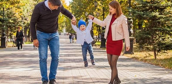 Уличная фотосессия до4человек отфотографа Элины Поповой