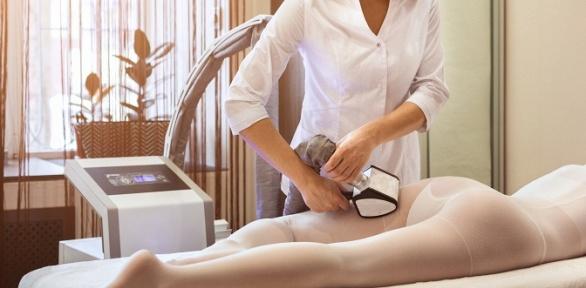Сеансы LPG-массажа всего тела встудии «Ажур»