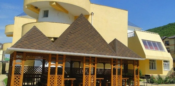 Отдых вкоттеджном комплексе Dolche Vita оттурагентства Salsa Travel