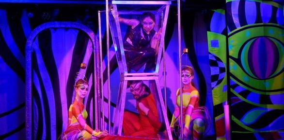 Билет наспектакль «Отдыхайте снами» в«Московском театре иллюзии»