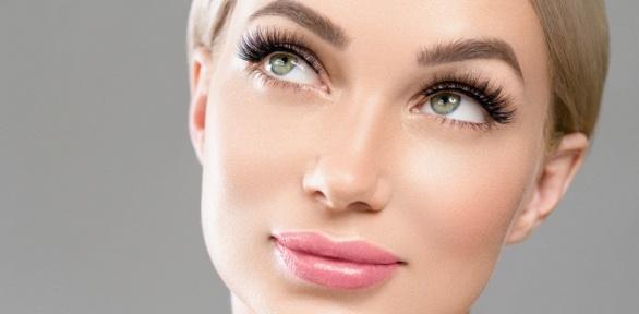 Перманентный макияж бровей, губ или век навыбор всалоне красоты «Юлия»