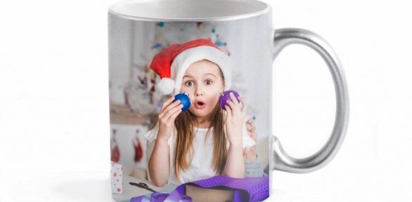 Новогодние фотосувениры, печать фото или фотохолста