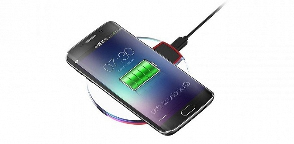 Беспроводное зарядное устройствоQi