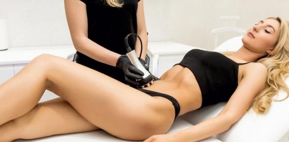 Кавитация, лимфодренажный массаж всалоне «ЛедиДи»