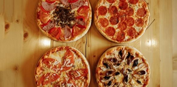 Доставка пиццы отгриль-кафе Urban Grill заполцены