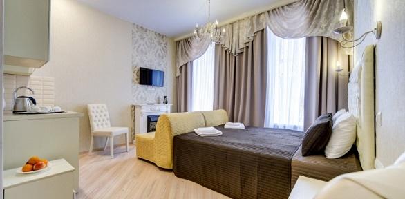 Отдых вцентре Санкт-Петербурга вGuest Rooms onMarata Street10