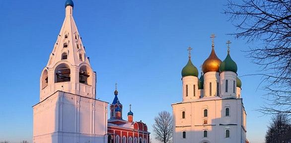 Тур «Красавица Коломна» для одного оттуроператора «Ростиславль»