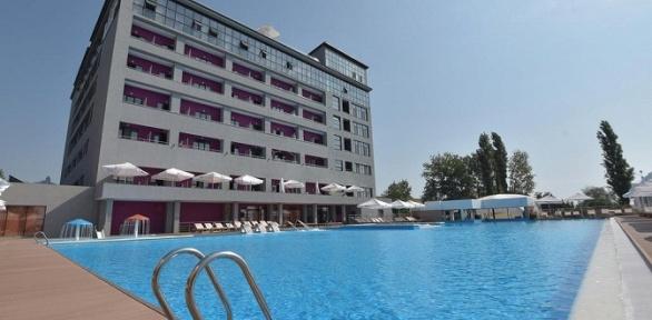 Отдых в отеле Beton Brut Resort All Inclusive оттурагентства «Улетное»