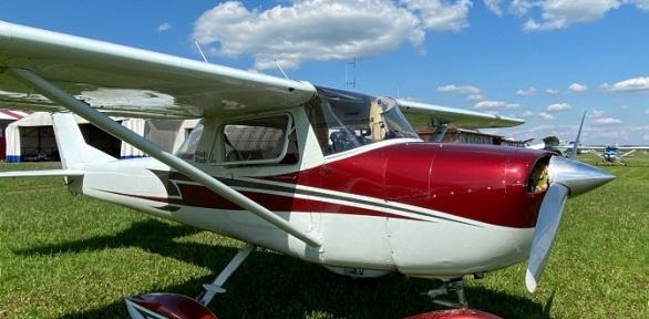 Обзорный полет насамолете отпроекта Kudri Fly In