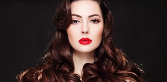 Перманентный макияж губ, век или бровей встудии Lashes Room