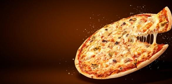 Вся пицца впиццерии Domino's заполцены