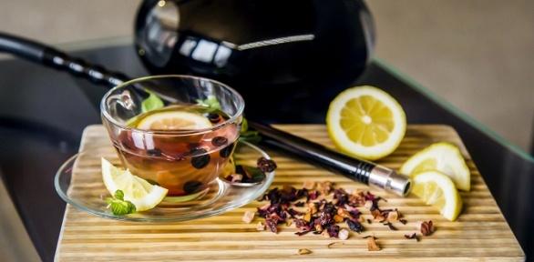 Чаепитие спаровым коктейлем вбаре Green Lounge