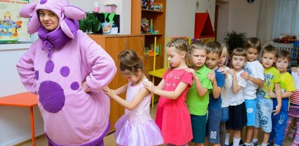 Проведение детского праздника, участие аниматора отстудии «Задоринки»
