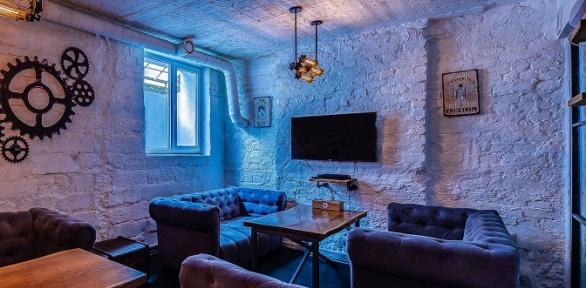 Напитки вбаре «Мята Lounge Новый Арбат» заполцены