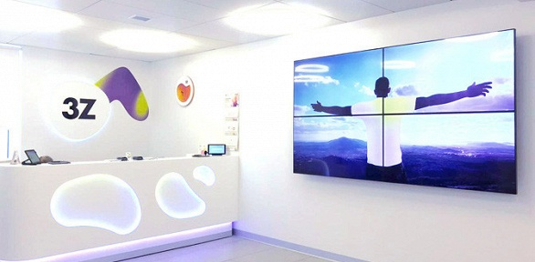Лазерная коррекция зрения вофтальмологической клинике3Z