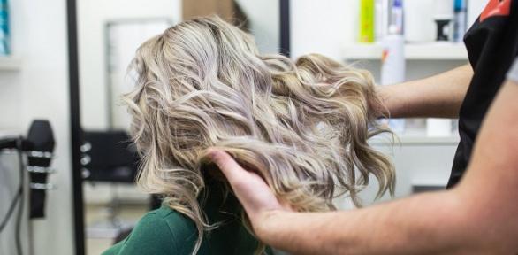 Стрижка, окрашивание, ботокс волос всалоне Lorein