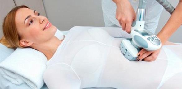 LPG-массаж всего тела всалоне красоты Candy Body