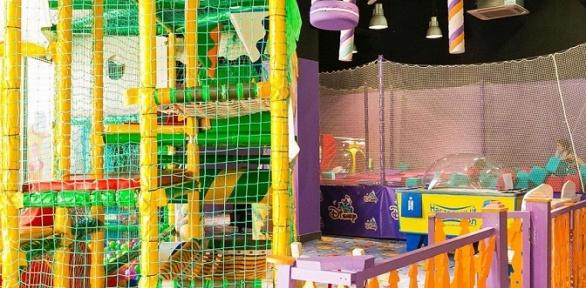 2часа посещения детского развлекательного клуба Disney Сlub