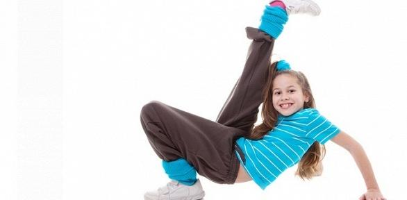 Занятия танцами или растяжкой навыбор для детей вшколе танцев «Профи»