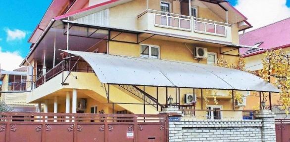 Отдых напобережье Черного моря вгостевом доме «Александрит»