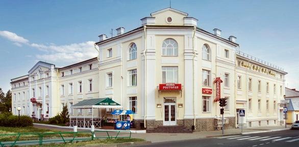 Отдых вцентре города Суздаля сзавтраками вотеле «Сокол»