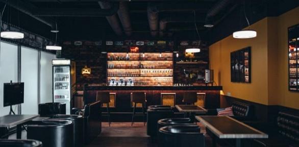 Всё меню, напитки, паровые коктейли вLounge Bar Route 66заполцены