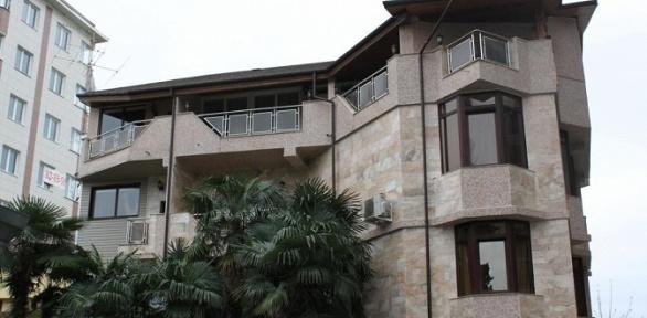 Отдых вцентре Сочи вгостевом доме «Вива»