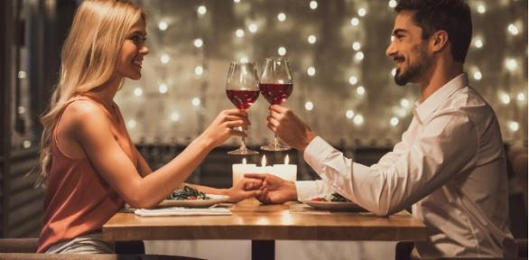 Обед, ужин или романтический ужин при свечах вкафе «Мафия» или King Size